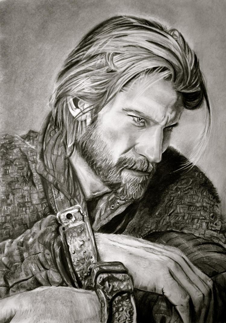 Jaime Lannister by ShanghaiSarah