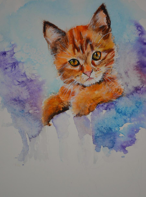 Kitty by ShanghaiSarah