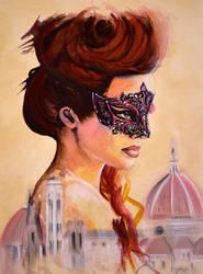 Masquerade by ShanghaiSarah