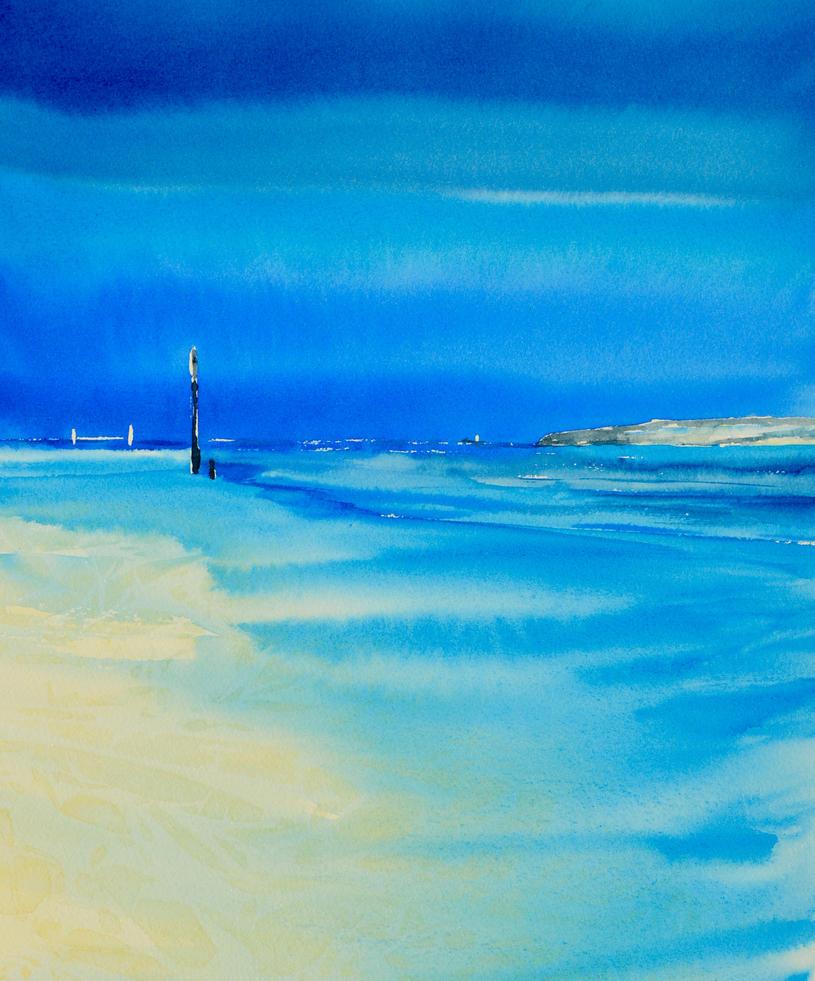 Estuary Blues by ShanghaiSarah