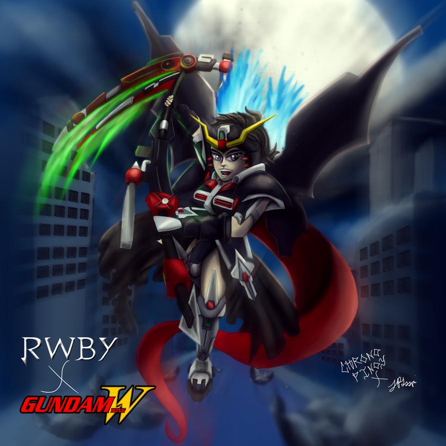 The Little Reaper: RWBY x Gundam Wing by ChronoPinoyX