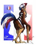 France a coeur
