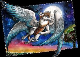 Flammy - Let's fly by AmiralAesir