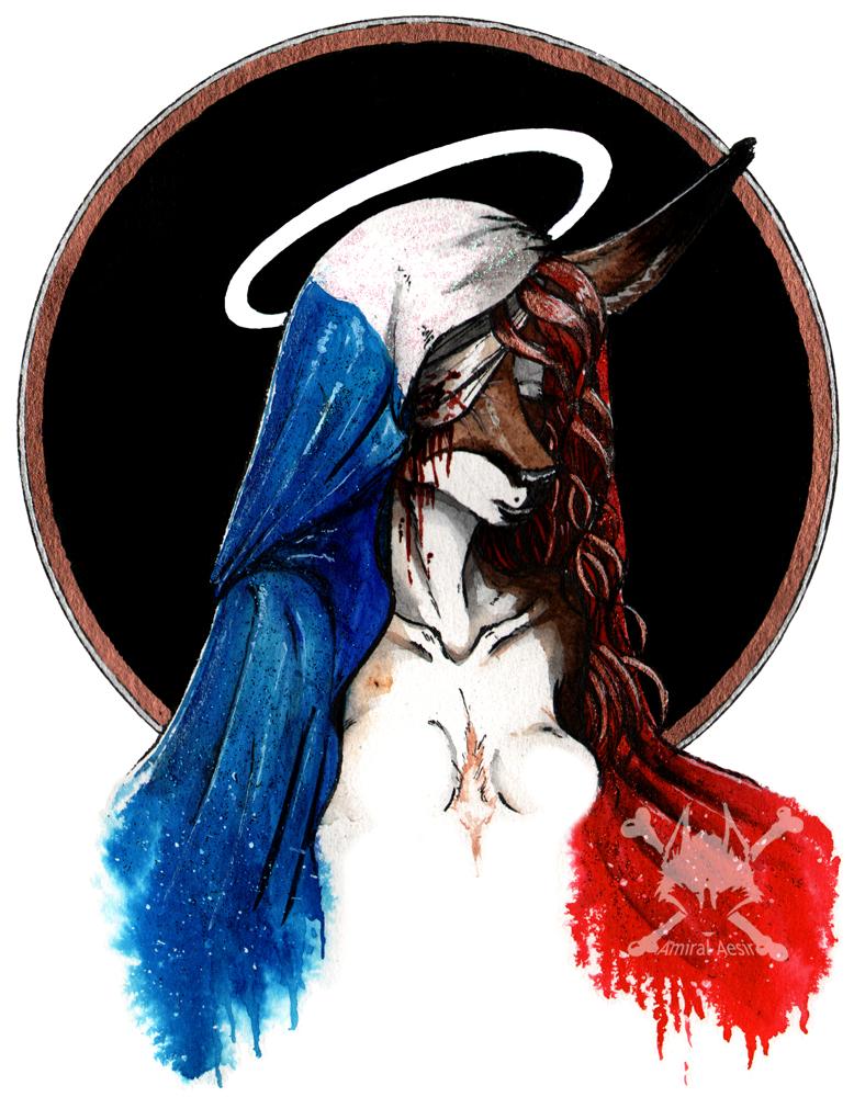 La France aveugle by AmiralAesir