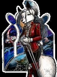 Mousquetaire de l'espace by AmiralAesir