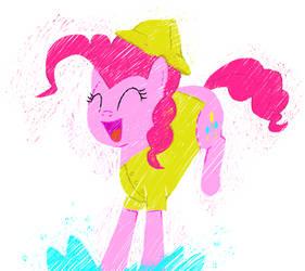 pinkie puddle pounce