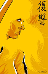 Kill Bill by JoshCarterArt