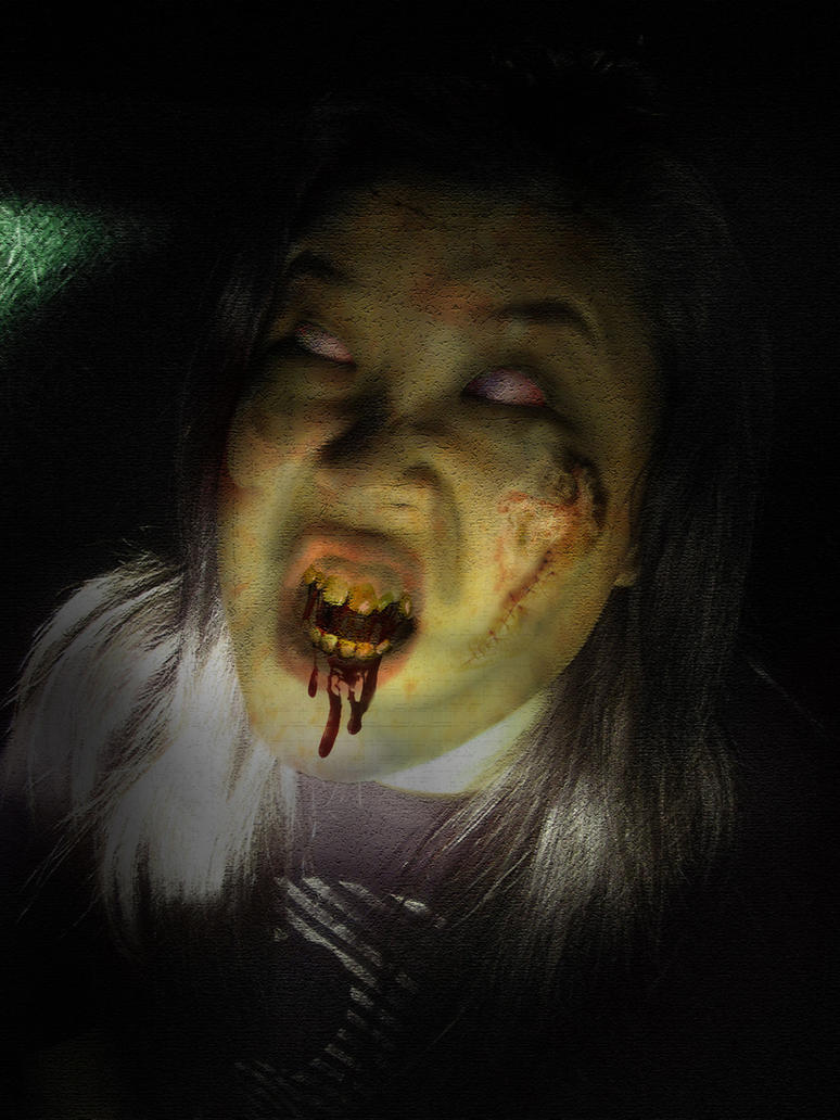 zombieme by hyde1123