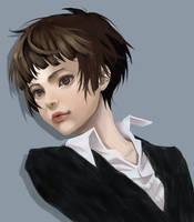 Akane Tsunemori by Karina-Sokolowa