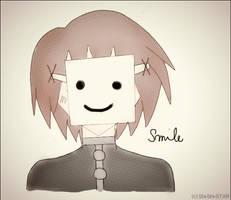 (fake) Smile by Shi-Shi-STAR