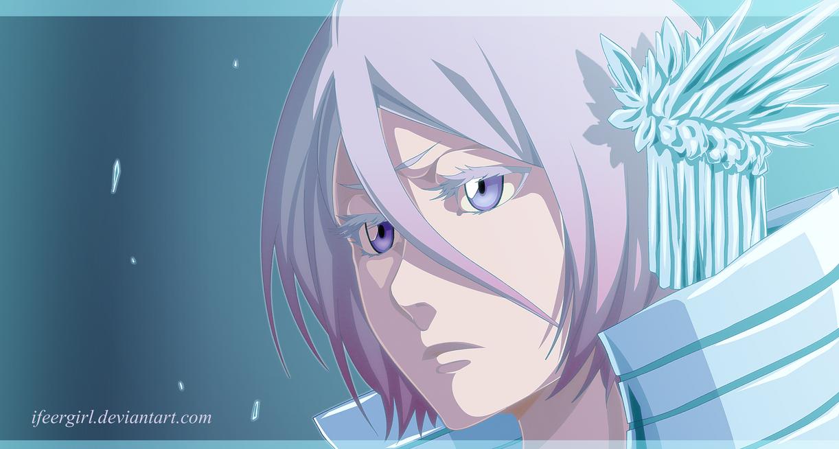Rukia - Bleach 570 Hakka No Togame by iFeerGirl