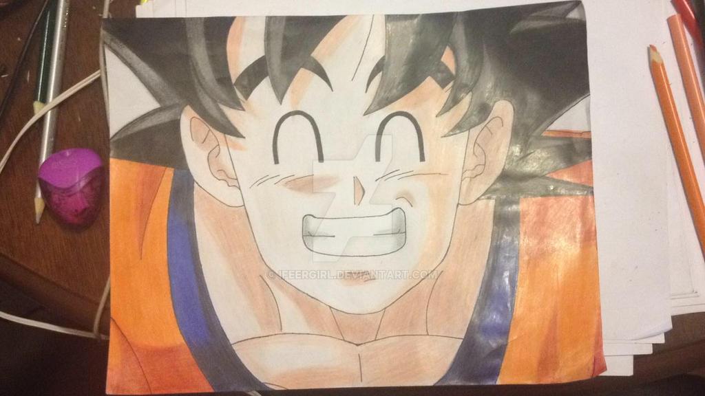 dibujando tradicionalmente 4 (dibujo terminado!) by iFeerGirl