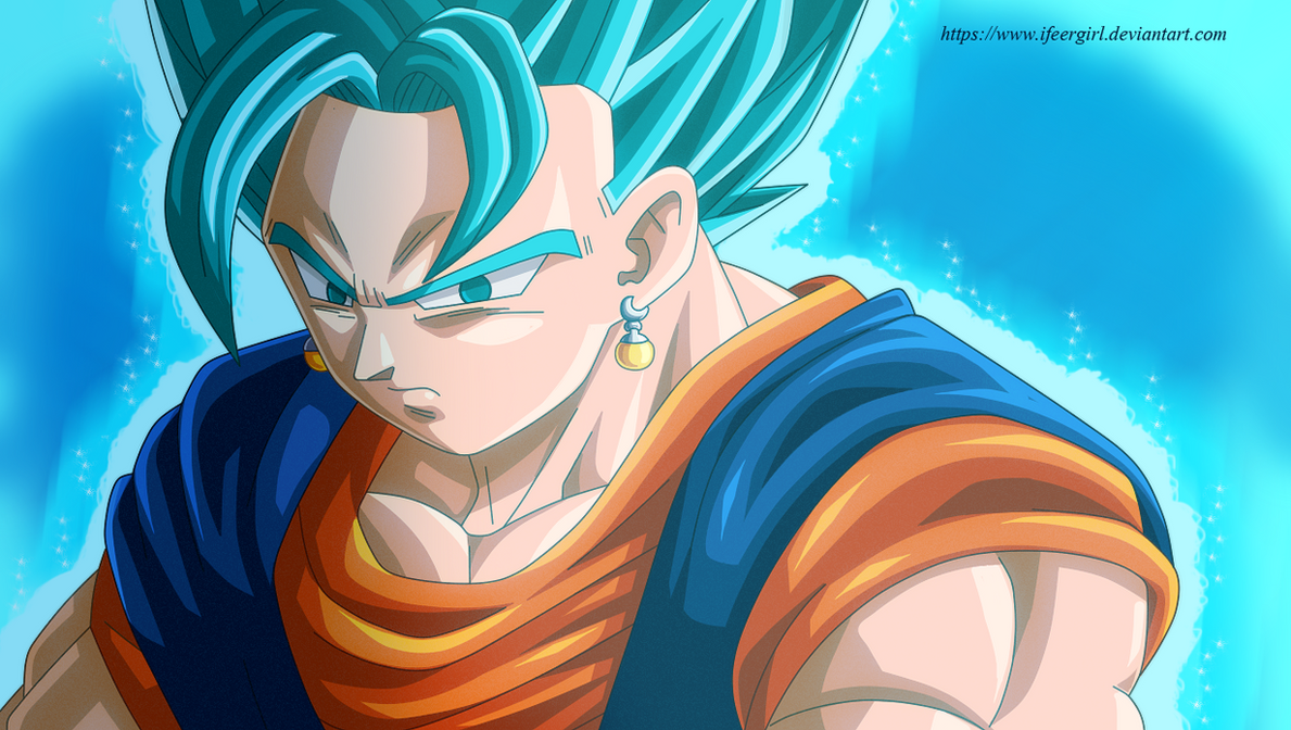 Vegetto Ssj Blue by iFeerGirl