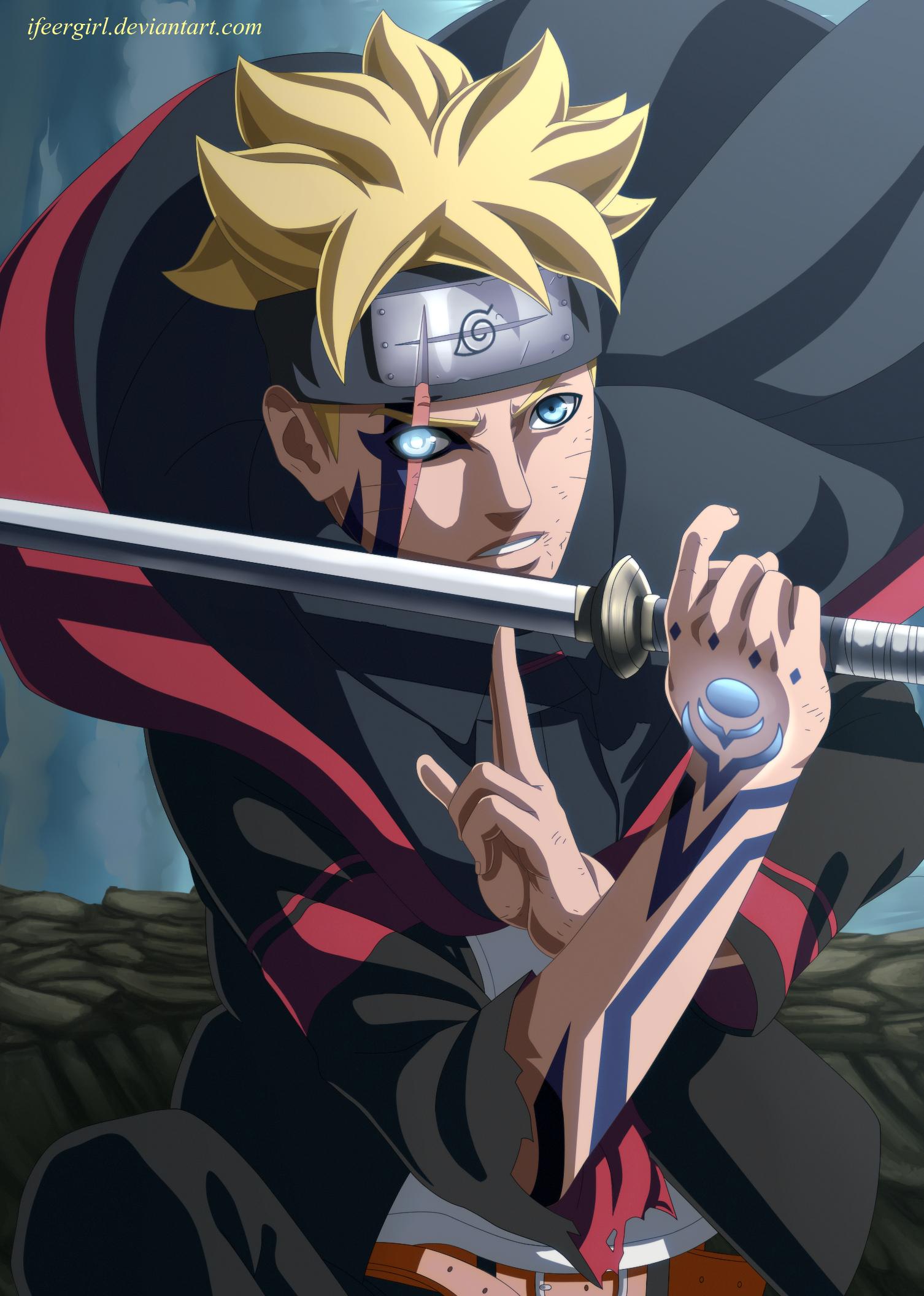 Wallpaper Naruto The Movie 7