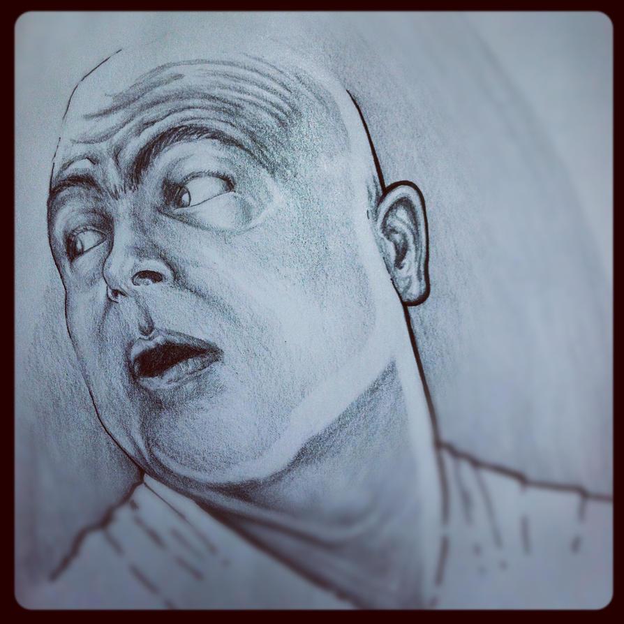 Face 2 by Lloyken