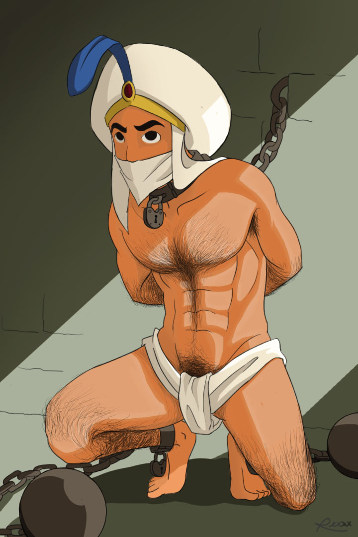 Aladdin Chained by Xectore