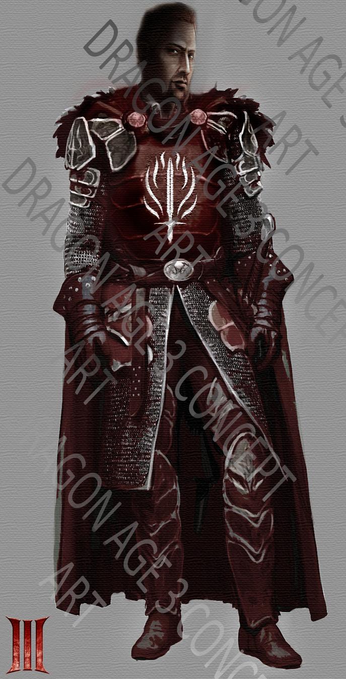 Templar Concept Art In...