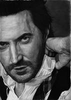 Richard Armitage by WeskerGray
