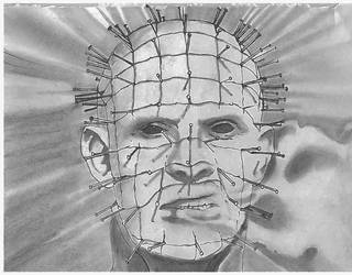 Pinhead by thedemonbelial