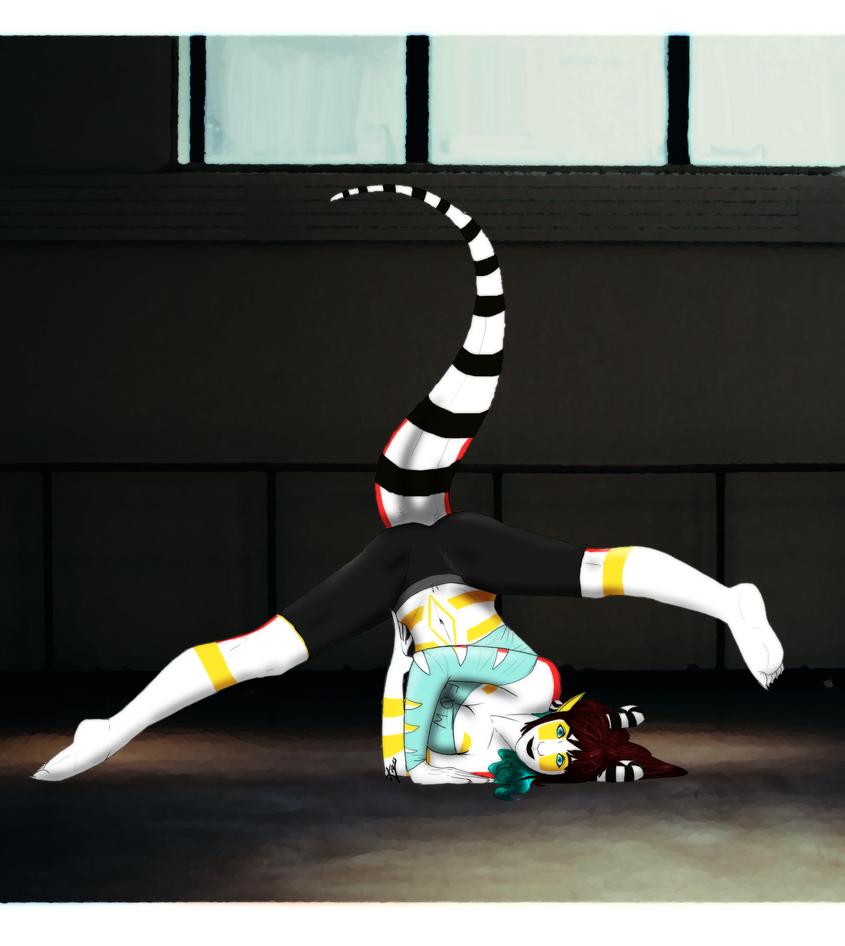 Dance Rap, Dance by CursedAffliction