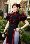 Chun Li from Street Fighter