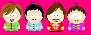 Beatles-SP by padfootlestrange