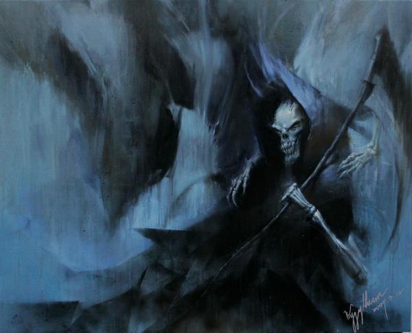 Death by kyzylhum