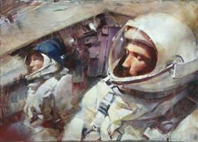 Spaceman by kyzylhum