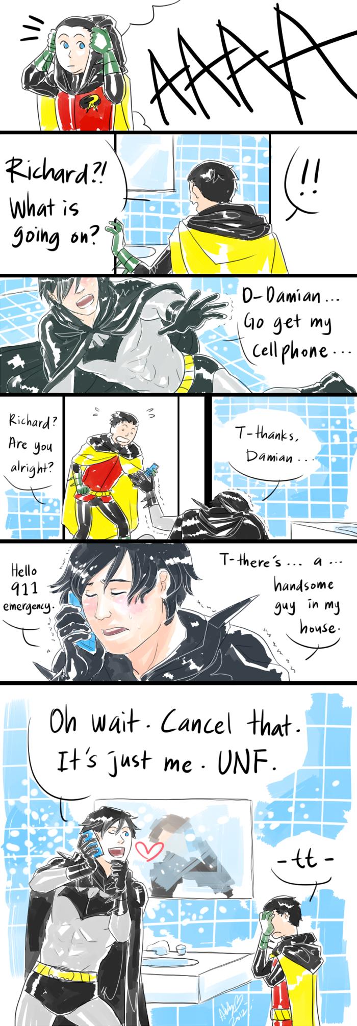 Johnny bravo 911