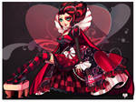 -The Red Queen-