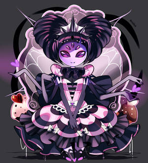 -Spider Princess-