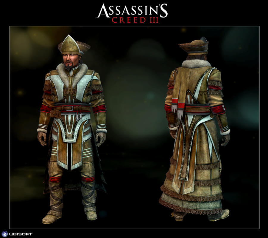 Assassin's Creed III Multiplayer - The Strong Man by Dipnusurf