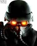 Helghast trooper