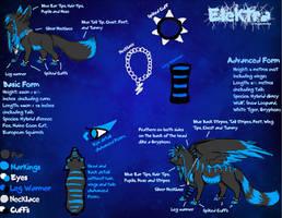 Elektra Reference V2.0 by DragonGirl249
