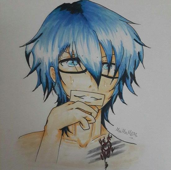 K : Fushimi by MmMmM676