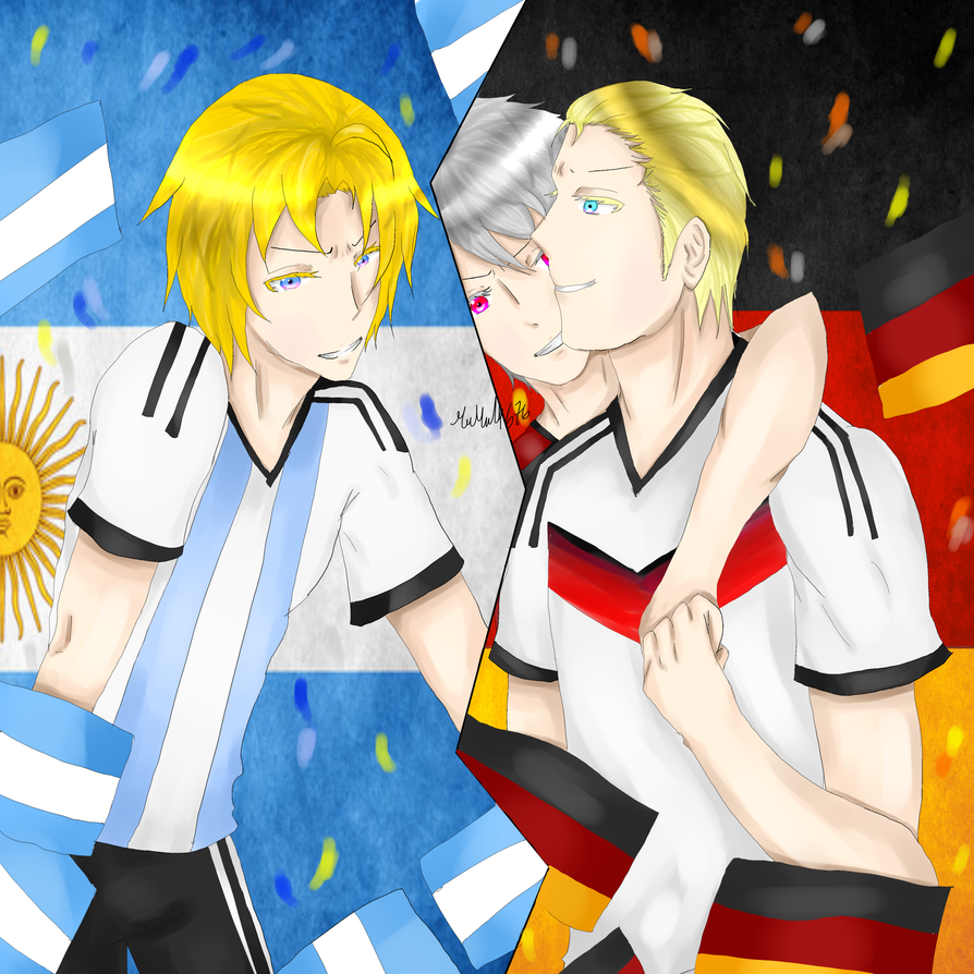 APH : Germany vs Argentina by MmMmM676