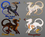 adopt batch 2 (3/4 open) reduced price!