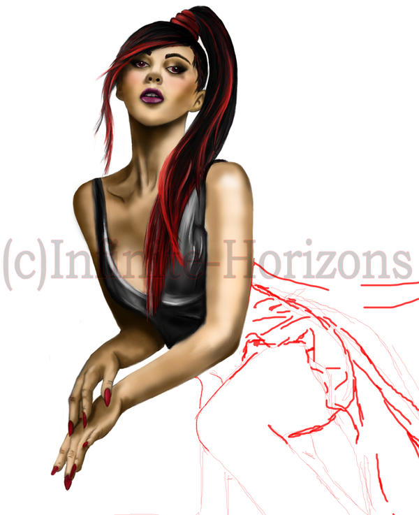 W.I.P Witch is a state of mind by natajla