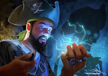 Curse of the pirate's treasure