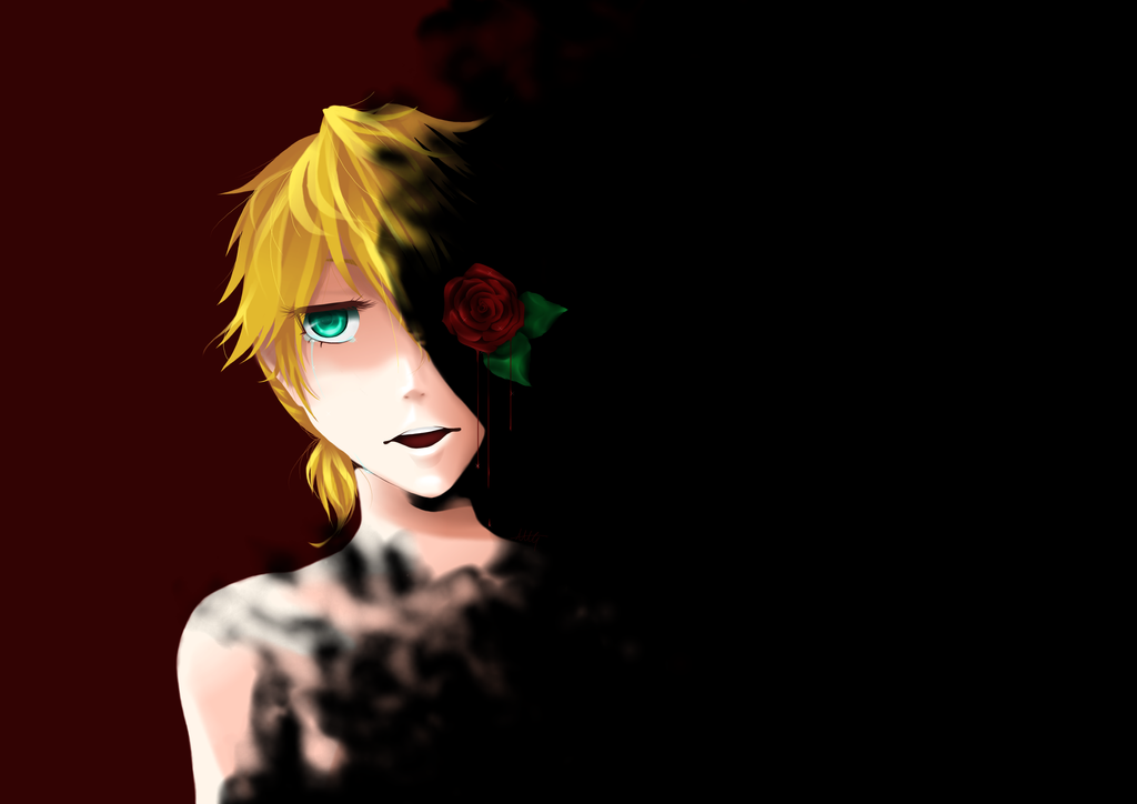 Kagamine Len, Can't I Even Dream by vocaSV01