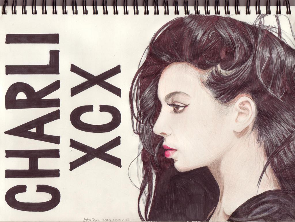 Charli XCX by ZitaPun