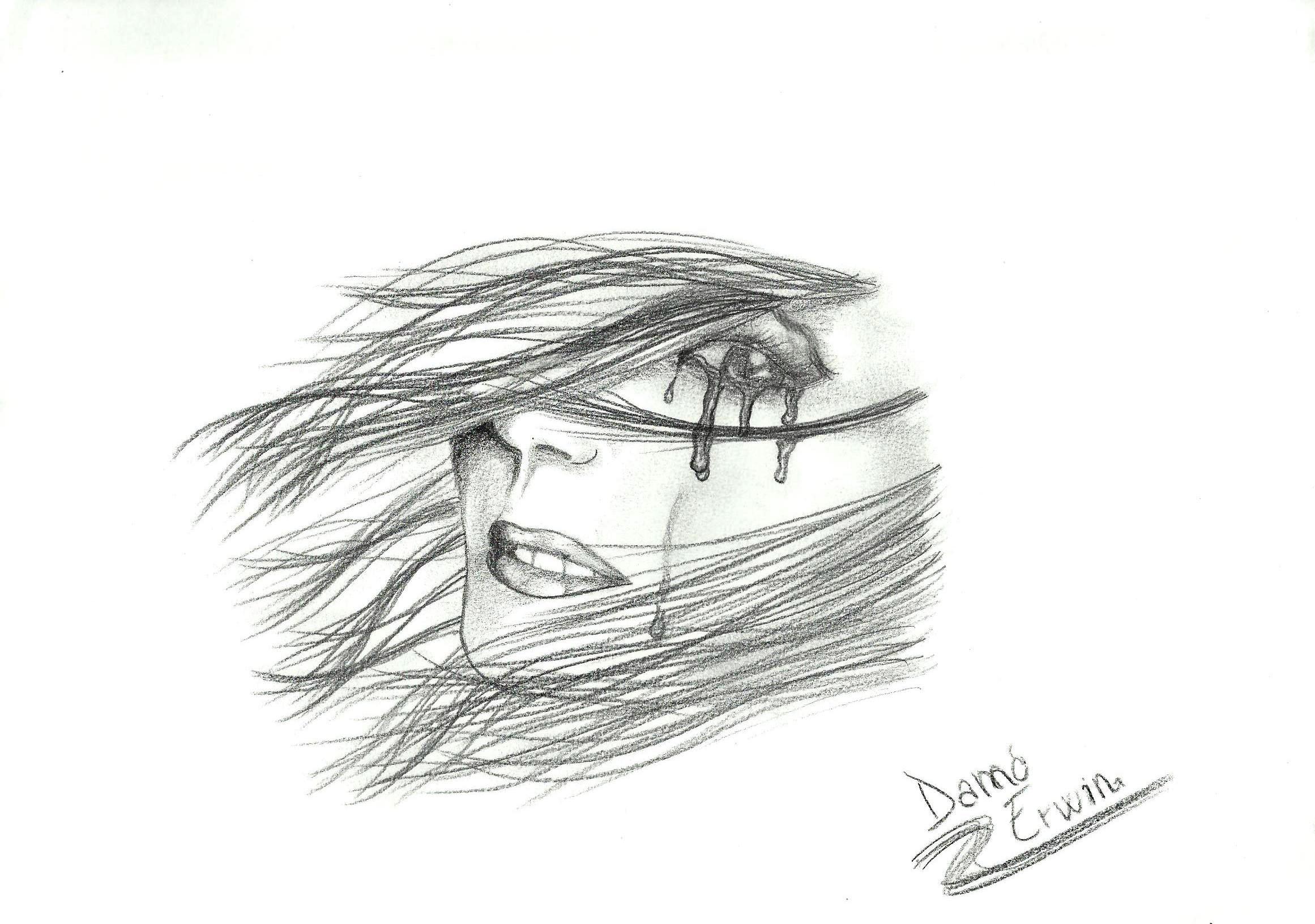 depressing things to draw -#main