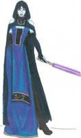 Atalantian Jedi by Levii