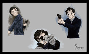 Sherlock: The Great Game by Vuel
