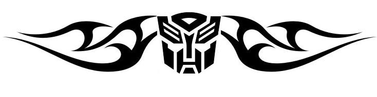 autobot tattoo design by bee930 on deviantart. Black Bedroom Furniture Sets. Home Design Ideas