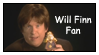 Will Finn Stamp by SuperRamen