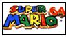 Super Mario 64 Stamp by SuperRamen