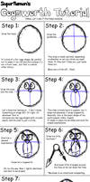 How To Draw Cogsworth