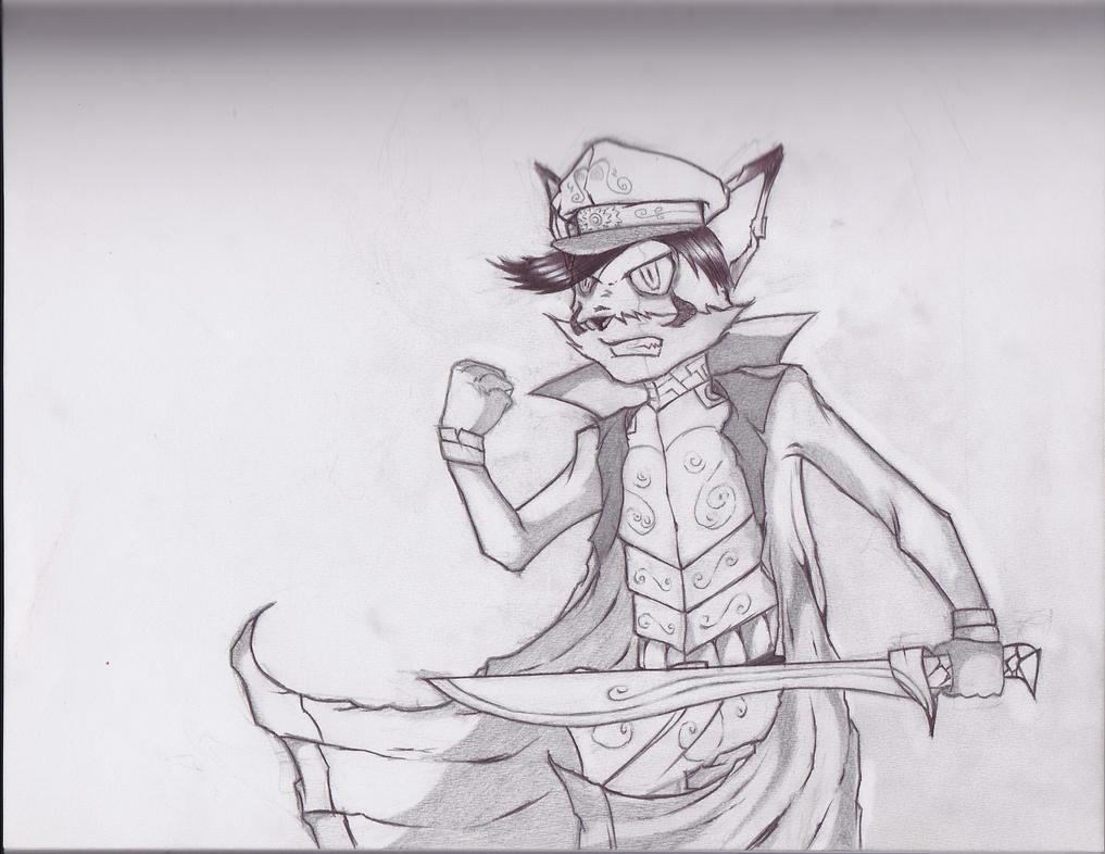 Flippy Fan-Art by knoxskorner01
