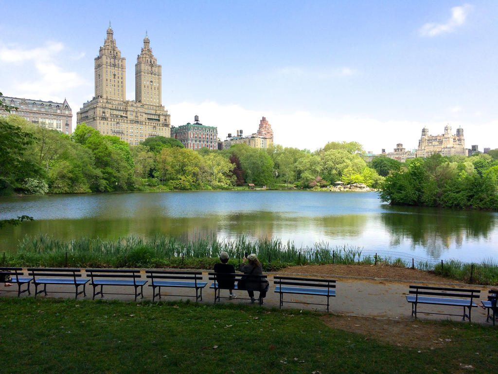 Central Park by mzkate